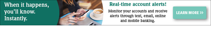 Real-time Account Alerts